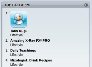 Talih Kuşu - App Store #1