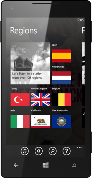 Windows Phone 8 RADYO