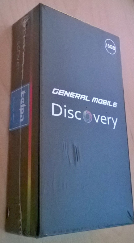 General Mobile Discovery RADYO